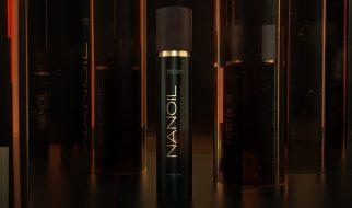 αποτελεσματικό λάδι μαλλιών Nanoil