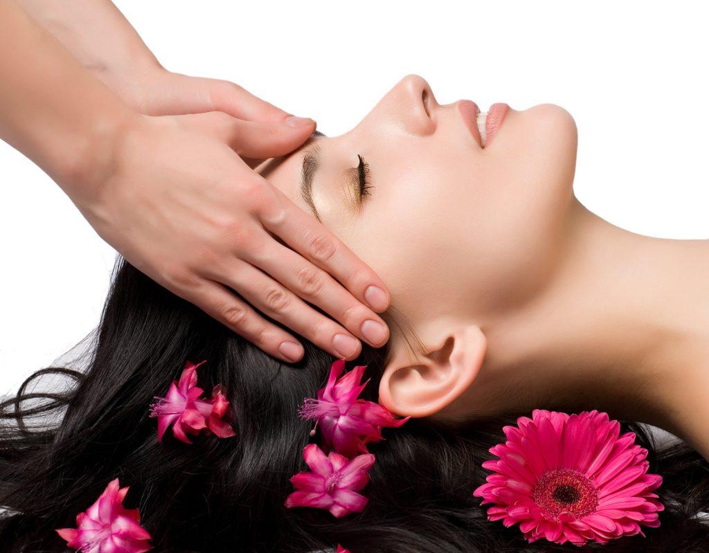 θεραπεία με λάδι μαλλιών